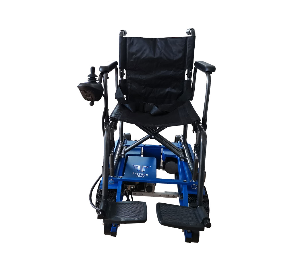 Assise du fauteuil tout terrain Freedom Trax FT2