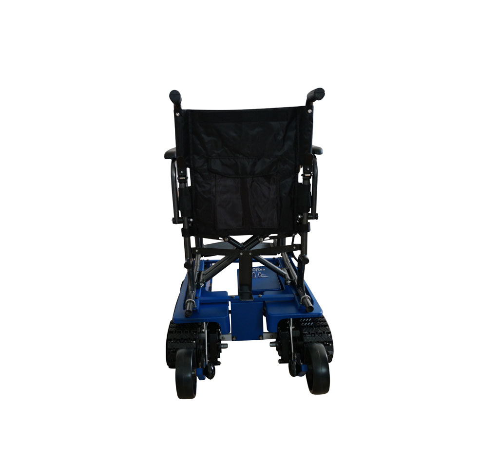 Dossier fauteuil roulant tout terrain Freedom Trax FT2